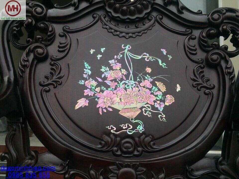 Bộ ghế luois Pháp