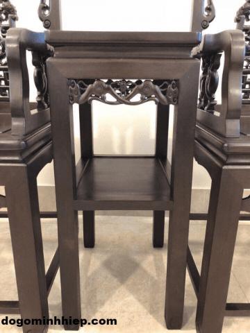Bộ ghế vách đỉnh hương