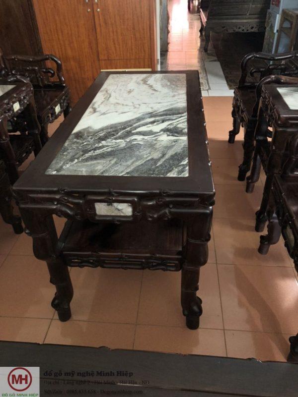 Bộ ghế móc trúc