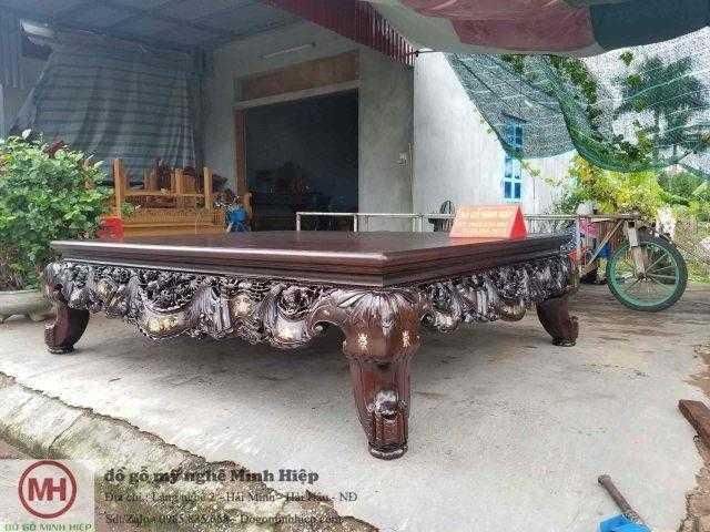 Địa chỉ mua sập gỗ đẹp tại Hà Nội