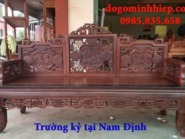 Trường kỷ tại Nam Định đẹp, giá rẻ nhất hiện nay