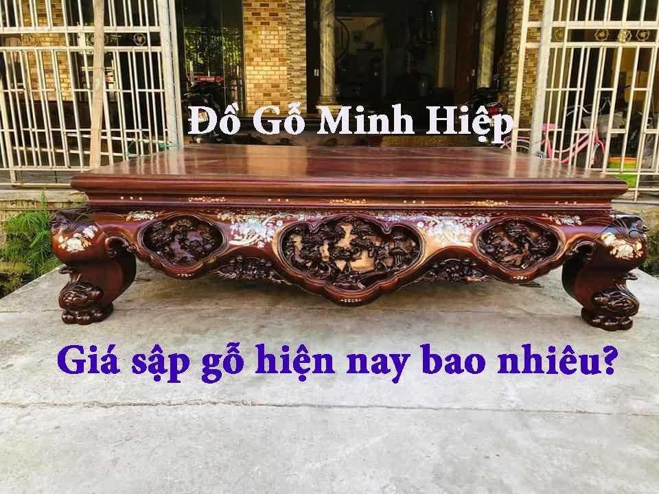 gia-sap-go-hien-nay-la-bao-nhieu