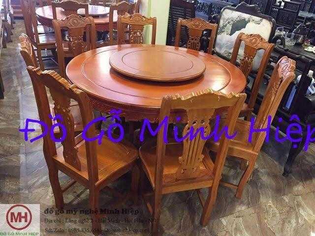 Bộ bàn ghế ăn – mã 5450