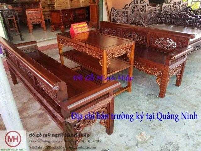 Địa chỉ bán trường kỷ tại Quảng Ninh chất lượng